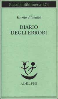 Libro Diario degli errori Ennio Flaiano