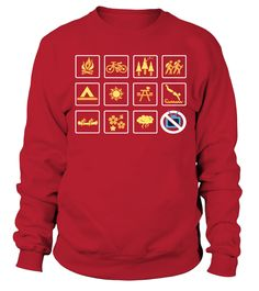 Camping Amazing (Sweatshirt Unisex - Red) #motorcycles #photography #products tent camping, camping recipes, camping meals, back to school, aesthetic wallpaper, y2k fashion