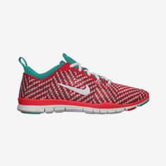 ec1125d384628 Nike Free TR Fit 4 Print Women s Training Shoe. Nike Store UK