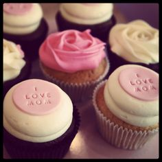 Mommy's Day #cupcakes @A Cup of Cake