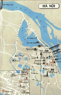 hanoi maps - Sök på Google