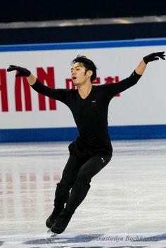 Plactice : ISU Grand Prix of Figure Skating Final 2012