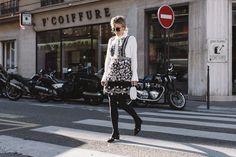 La Ville-Lumière | Damsel In Dior