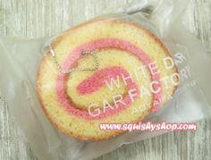 Aoyama Tokyo Squishy Strawberry Cream Roll Cake