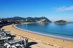 View from Hotel Niza in San Sebastian, Spain (photo by DitchCity)