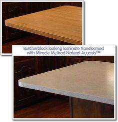 Miracle Method Uses Coatings Specifically Created To Restore And Refinish Formica Wilsonart And Other Laminate