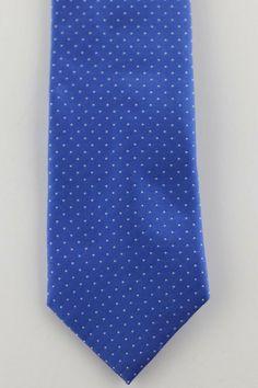 $95 PEANUTS Mens BLUE WHITE HOLIDAY NECK TIE CLASSIC SKINNY NECKTIE 58x3.25