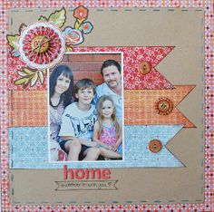 Maria Featon's Gallery: Home is...