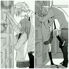 Share the life 😍 . - Share the life 😍 . Anime Cupples, Anime Kiss, Anime Comics, Romantic Anime Couples, Romantic Manga, Manga Couple, Anime Love Couple, Anime Couples Drawings, Anime Couples Manga