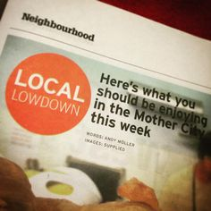 Second issue of #YourNeighbourhoodZA is out, get it now with the #SundayTimes and check out my #LocalLowdown for #fun things to do in #CapeTown. #soproud #writer #instagood #capetownigers #food #tryme #happy #news #media