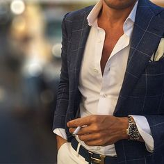 Exactly my style. Just with a different belt and no cigarette, lol.
