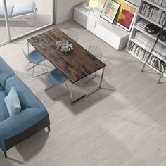 The soft tones of the Nature grey wood effect porcelain tiles offers a sophisticated, contemporary base for any home. These lovely soft wood effect tiles are ideal for bathrooms, kitchen s and hallways. The PEI4 rating means they are a durable alternative to real wood floors and they can also be used in commercial environments.