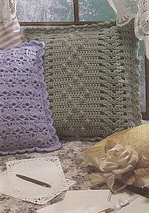 Bedspreads, covers, pillows - also crochet on Stylowi.pl