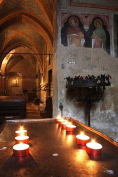 Church in Treviso, Italy
