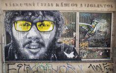 NILS WESTERGARD  .. 'Roots' .. for Bratislava Street Art Festival ..  [Bratislava, Slovakia 2014]