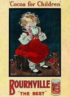 Bournville Cocoa for Children.