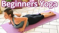 yoga for beginners weight loss - YouTube