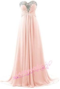New-Long-Sequins-Chiffon-Bridesmaid-Dress-Evening-Formal-Party-Prom-Size-6-18