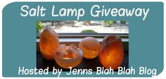 Enter to #win this awesome Humalayan Salt Lamp #Giveaway! These things are super awesome!