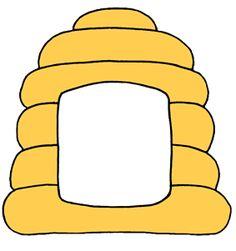 bijenkorf tekening - Google zoeken Labels, Classroom, School, Free, Living Room Yellow, Insects, Bee, Index Cards, Spinning