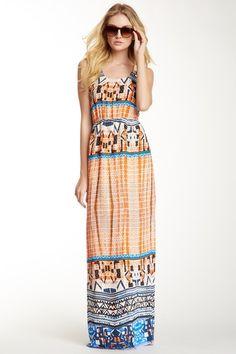 Moreno Crochet Blend Maxi Dress by Meghan Fabulous on @HauteLook