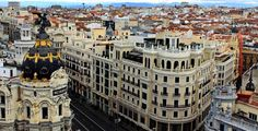 Though Barcelona often seems to outshine the capital with its flashy sights and attractions, no trip to Spain is complete without visiting the vibrant city of Madrid. Contributing its own unique flavo Places To Travel, Travel Destinations, Travel Tips, National Art Museum, Christmas In Europe, Airplane Travel, Travel Icon, California Travel, Best Cities