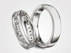 Furrer Jacot, Wedding Rings, Diamond Rings, Yellow Gold, White Gold, Platinum and Palladium, Lance James The Jewellers