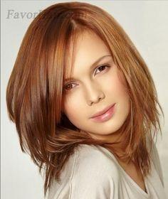 strawberry blonde hair - Really like this shade -- hmmmmm