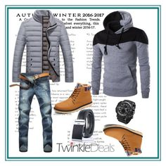 """Men's fashion 12"" by nedim-848 ❤ liked on Polyvore featuring men's fashion and menswear"