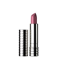 Clinique Different Lipstick in Ice Bloom (pearlized violety rose) || True Summer