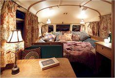 Awesome camper van interior decor ideas (70) #camperinteriordecor