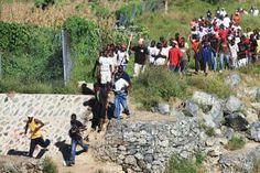 en directo: Haitianos están entrando a República Dominicana  s...
