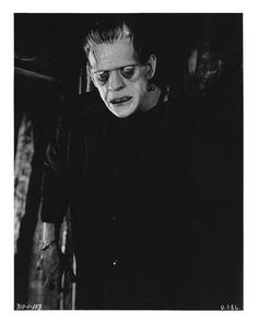 Frankenstein - The Monster Is Really Ticked Off