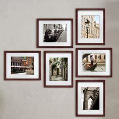 Gallery 6 Piece Picture Frame