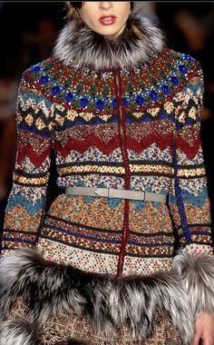 Jean Paul Gaultier #fashion