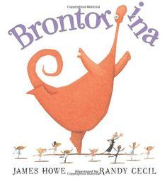 Brontorina: Amazon.de: James Howe, Randy Cecil: Fremdsprachige Bücher