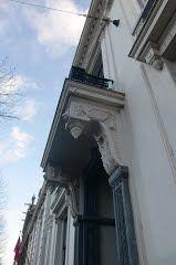 Balkon aan de Plantage Middenlaan, Amsterdam (Trudi)
