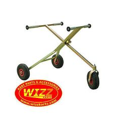 New go kart #trolley / stand / tkm rotax / free next day #delivery wizz #karts,  View more on the LINK: http://www.zeppy.io/product/gb/2/272056307122/