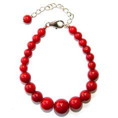 love this red bracelet $22.50