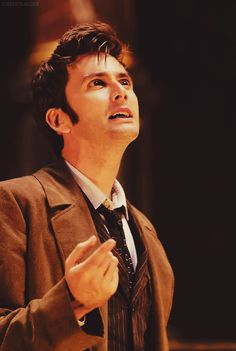 """Oh, I don't know. I like impossible."" ~ Tenth Doctor"