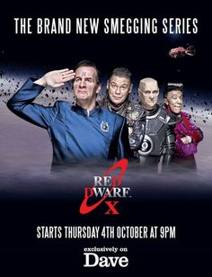 Red Dwarf is coming back.