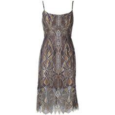 Bcbg Maxazria Alese Metallic Geometric-Lace Dress ($310) ❤ liked on Polyvore featuring dresses, nero, scalloped lace dress, metallic lace dress, scalloped dress, geometric print dress and back zipper dress
