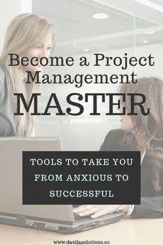 Learning how to efficiently manage projects will make your life so much easier! I share my tips for efficient project management and the key tools I use to manage projects for my business, my client's businesses and even my personal life! Project Management Certification, Program Management, Time Management Tips, Business Tips, Online Business, Corporate Business, Creative Business, Cell Phone App, Project Management Templates