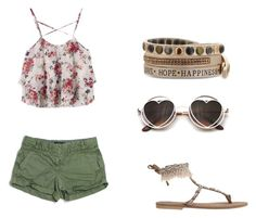 """""""Day time"""" by kissy16 ❤ liked on Polyvore featuring J.Crew"""
