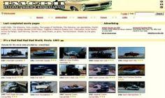 Internet Movie Cars Database
