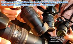Weshalb lohnt sich bei Digitalkameras der Gebrauchtkauf?  #kaufen #gebrauchtkaufen #kamera #digitalkamera