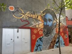 Meeting Buenos Aires through street art: #graffiti city tours