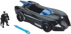 Justice League Action Batmobile & Batjet