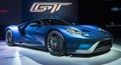 2016 Ford GT's Annual Production Limited To 250 Units, Priced ...