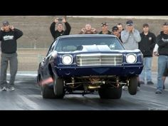 STREET BEAST as it's named, is a car that has most definitely proven itself on the street by winning Cash Days V and numerous other heavy hitting heads up street races / grudge races including this race featured at North Star Dragway in TX